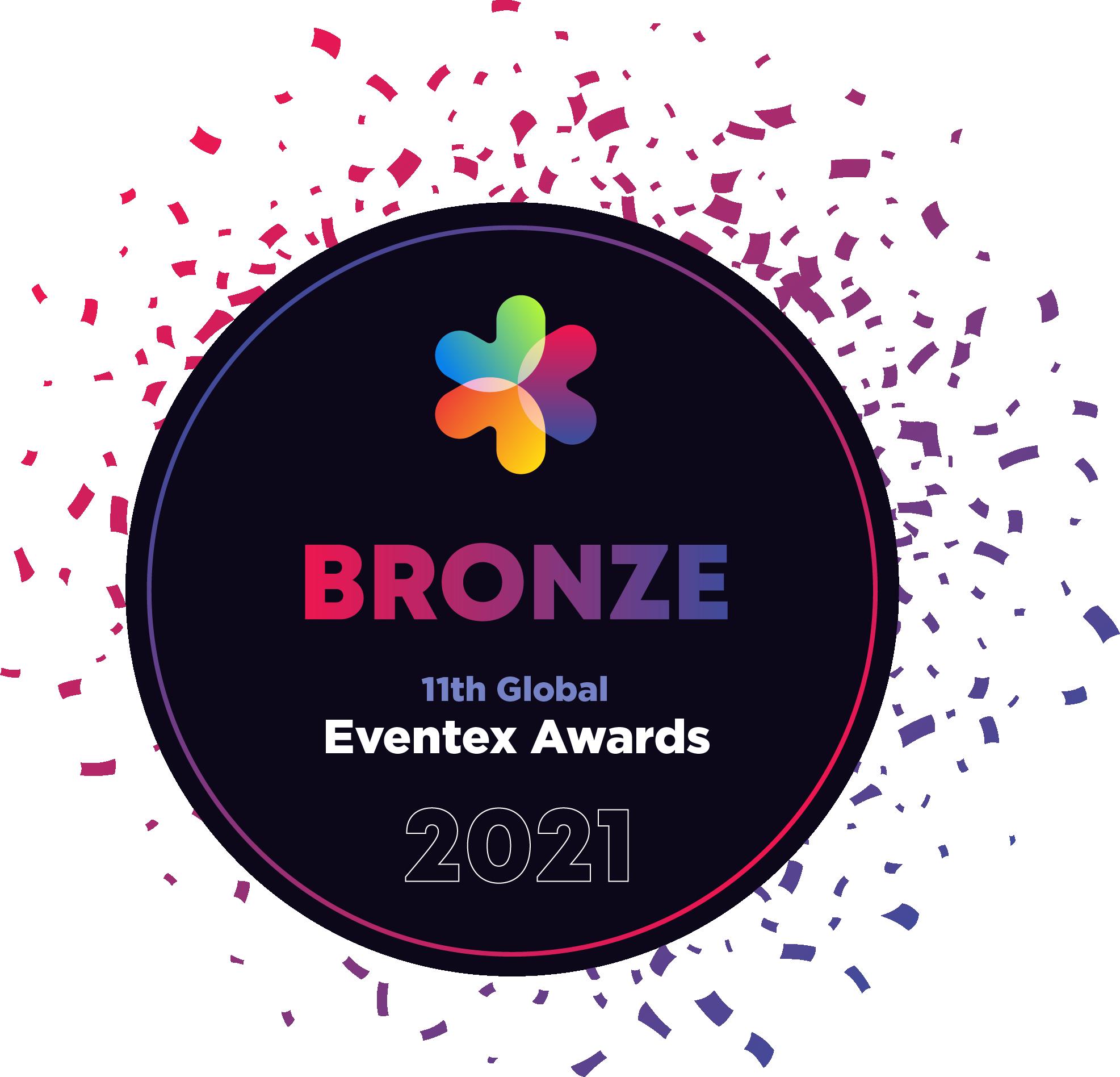 11th Global Eventex Bronze Award Winner